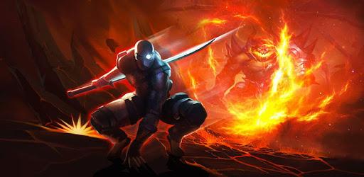 Demon Warrior Premium - Stickman Shadow Action RPG apk