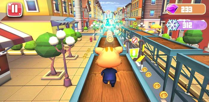 Cat and Mouse surf the subway Dash apk