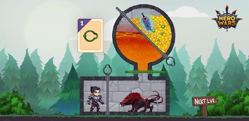 Hero Wars – Ultimate RPG Heroes Fantasy Adventure apk