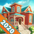 My Home Makeover - Design Your Dream House Games Icon
