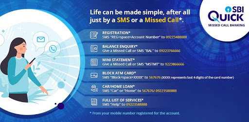 SBI Quick (MissedCall) - Finder & Holiday Calendar apk