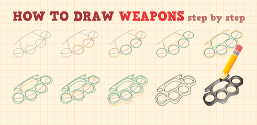 How to Draw Weapons apk