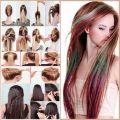 women hairstyles Icon