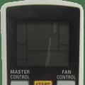 Remote Control For Fujitsu Air Conditioner Icon