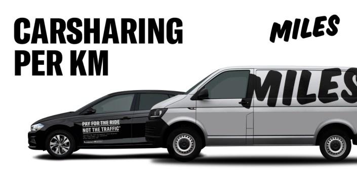 MILES Carsharing & Vans apk