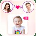 Future Baby Predictor: My Future Baby Prank Icon