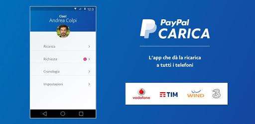 PayPal Carica apk