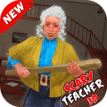 Scary Teacher 2020 – creepy and spooky 3d game Icon