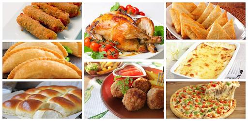 مملحات و أكلات بيتيّة  رمضان 2019 بدون نت apk