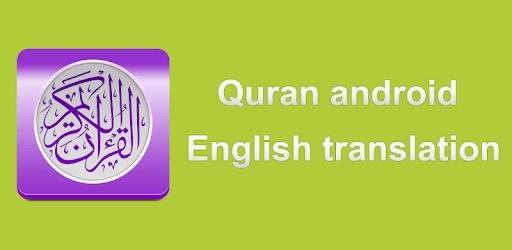 Quran English translation apk