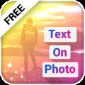 Name / Text on Photo Icon