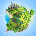 Pocket Build - Unlimited open-world building game Icon