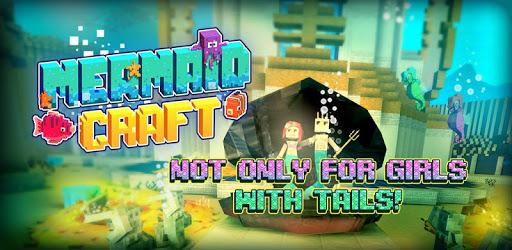 Mermaid Craft: Ocean Princess. Sea Adventure Games apk