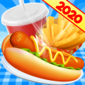 Cooking Restaurant Games: Chef Kitchen Management Icon