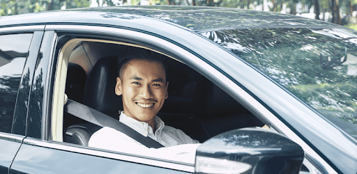 Grab Driver apk