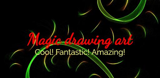 Magic art - draw, paint & doodle apk