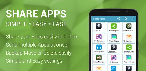 Share apps apk