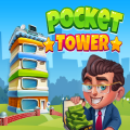 Pocket Tower: City Builder Icon