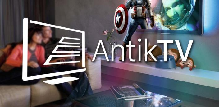 Antik TV for STB/TV apk