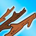 Sticks To Build Icon