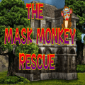 The Mask Monkey Rescue Icon