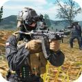 Commando Action War Game Icon