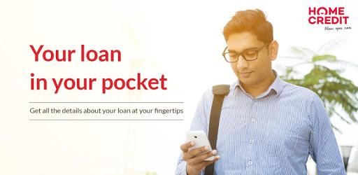 HomeCredit–Personal Loan, Ujjwal Card EMI Solution apk