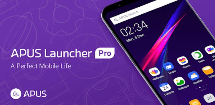 APUS Launcher Pro- Theme, Live Wallpapers, Smart apk