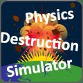 Physics Destruction World Icon
