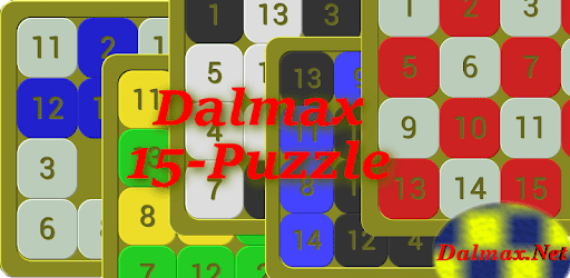 15 Puzzle Game (by Dalmax) apk