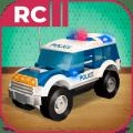 RC Mini Racing Simulator Toy Cars Machines Icon