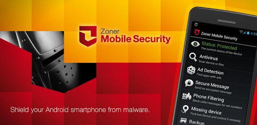 Zoner Mobile Security apk