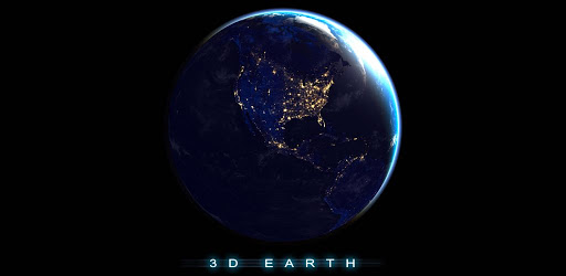 3D Earth - real earth image and space apk