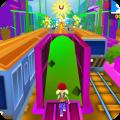 Train Surf Subway Endless Run Fun Icon