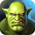 Dangerous Troll 3D RPG Icon