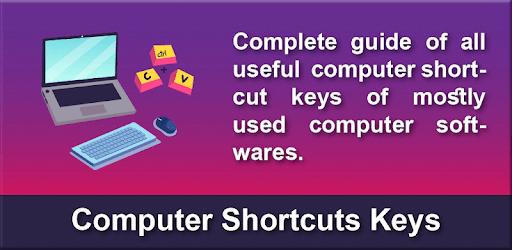 Computer Software Shortcut Keys apk