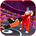Real Wrestling Fight - Bodybuilder Fighting Games Icon