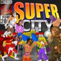 Super City (Superhero Sim) Icon