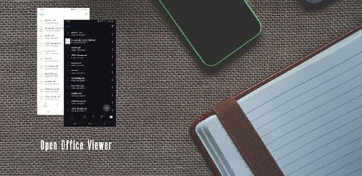 Open Office Viewer - Open Doc Format & PDF Reader apk