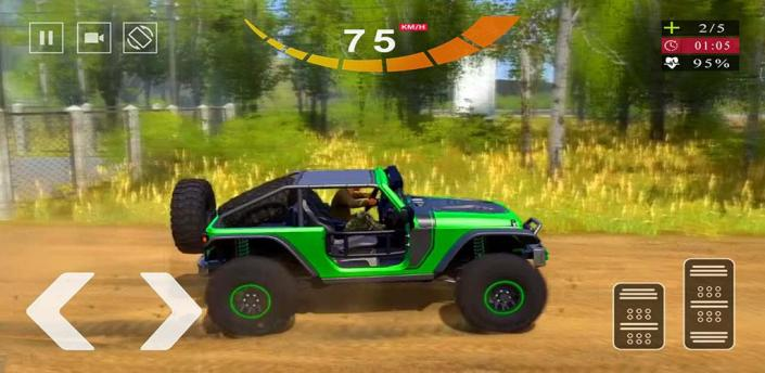 Offroad Jeep Simulator 2020 - Jeep Driving 2020 apk
