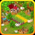 Hay Farm Day Icon