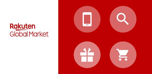 RakutenGlobal Market Shopping apk