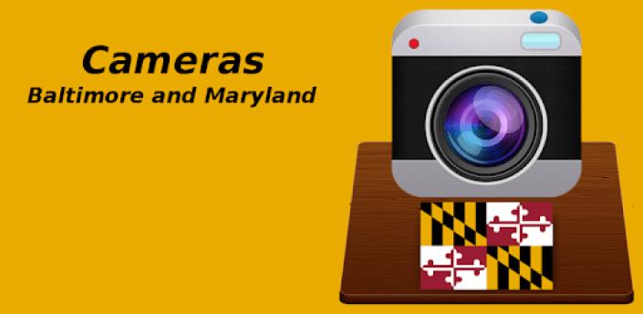 Cameras Baltimore and Maryland apk