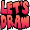 Let's Draw Icon