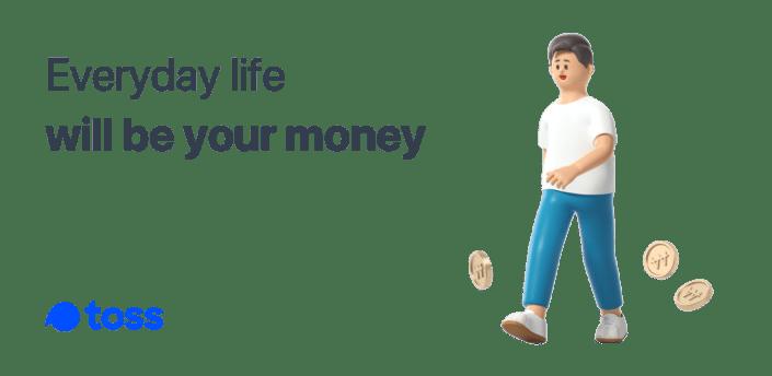 Toss - Reward, Top-up, Free Account & Card apk