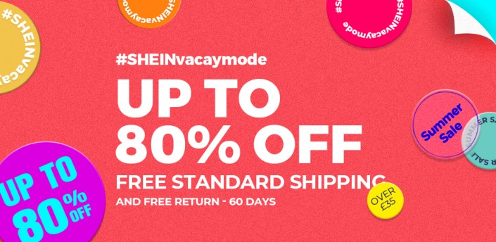 SHEIN-Fashion Shopping Online apk