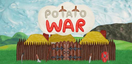 Potato war: Tower defense apk