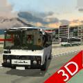 Russian Bus Simulator 2015 Icon
