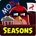 Angry Birds Seasons (Mod) Icon