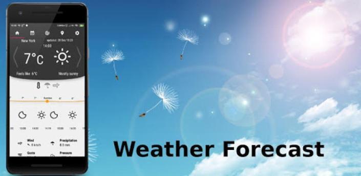 Weather Forecast App, Radar, Widget and Alerts apk